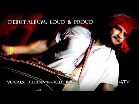 Dholi Amar Gill – Debut Album: Loud & Proud – Rude Boy Promo 1