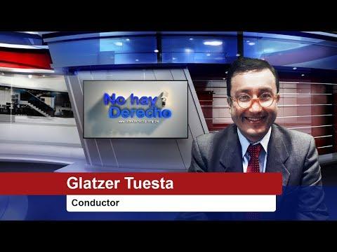Glatzer Tuesta entrevista a Vicente Zeballos, Juan Pari y Carmen González [18-03-2019]