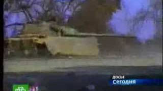 South Ossetian war today: russian tanks, georgia, Tskhinvaly