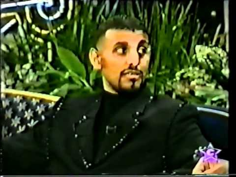 Prince Naseem Hamed on Jay Leno Show