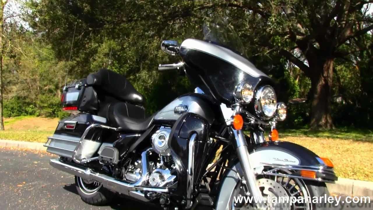 Harley Davidson Flhtcu Ultra Classic Electra Glide