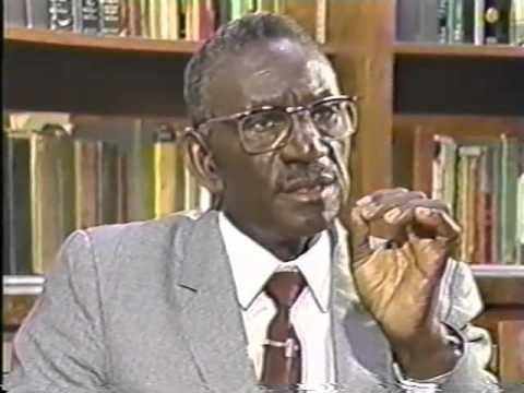 Cheikh Anta Diop:  THE AFRICAN ORGIN