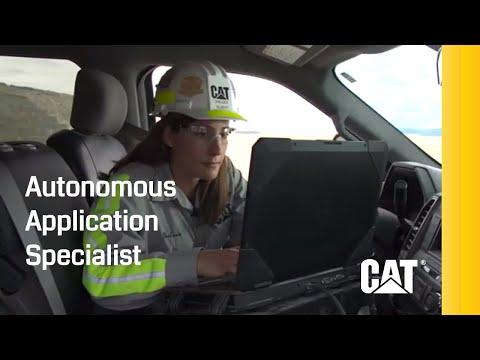 Caterpillar: Autonomous Application Specialist