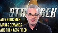 Alex Kurtzman FIRED From Star Trek Franchise - Rumour