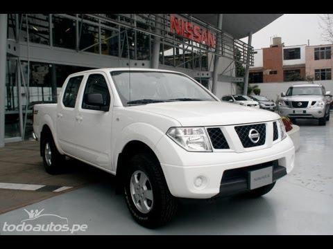 Nissan Navara En Per 250 I Video En Full Hd I Todoautos Pe