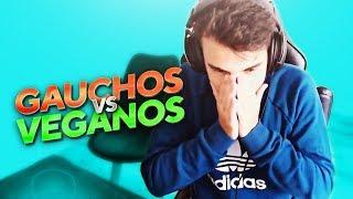 GAUCHOS vs VEGANOS || REACCIÓN PARTE 1