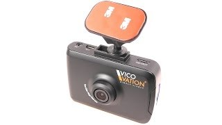 Vico TF2+ Dash Cam DVR REVIEW (With amazing HDR Low Light footage)