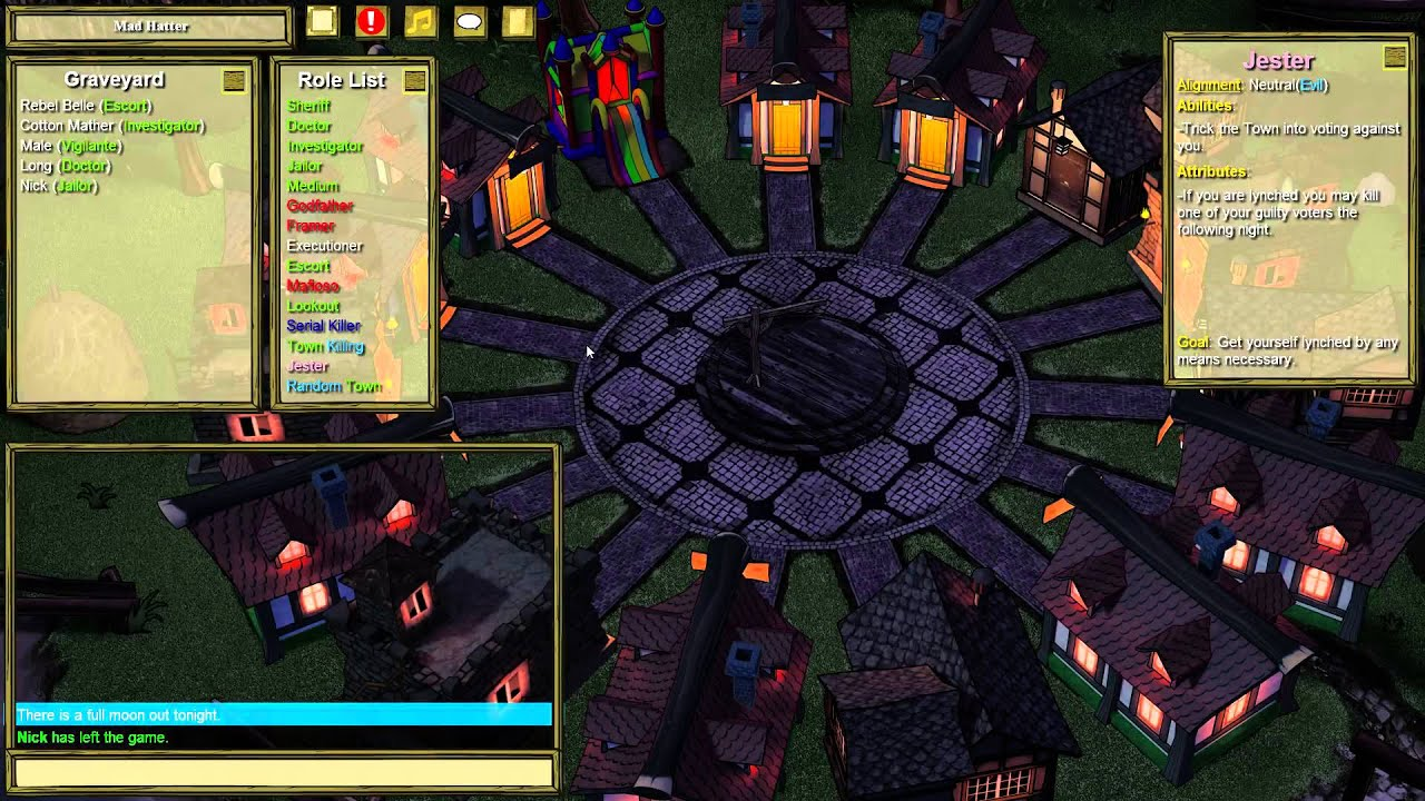 The madness the enveloped the town of salem