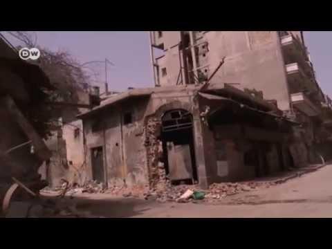 Rückkehr nach Homs - Leben in Ruinen | Journal Reporter