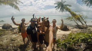 GoPro : Trip to Panama, Costa Rica and Nicaragua 2017