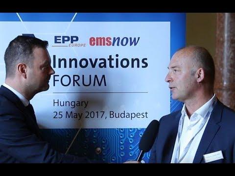 Interview with François Amblard, Vi TECHNOLOGY at InnovationsFORUM Hungary 2017