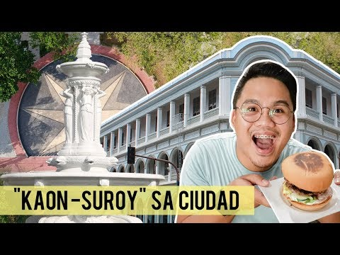 Cheap Eats Downtown (Iloilo City) and Top Spots | Roberto's Siopao and Glor's Burger