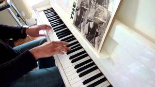 The Headmaster Ritual by The Smiths arranged for solo piano