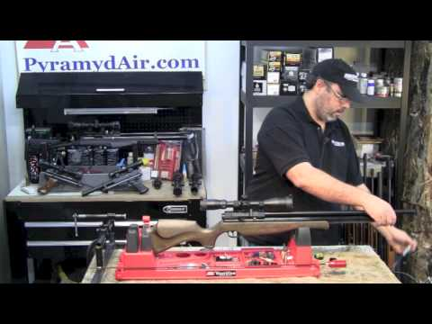 Air Arms s510 Extra .177 - Airgun Review by AirgunWeb