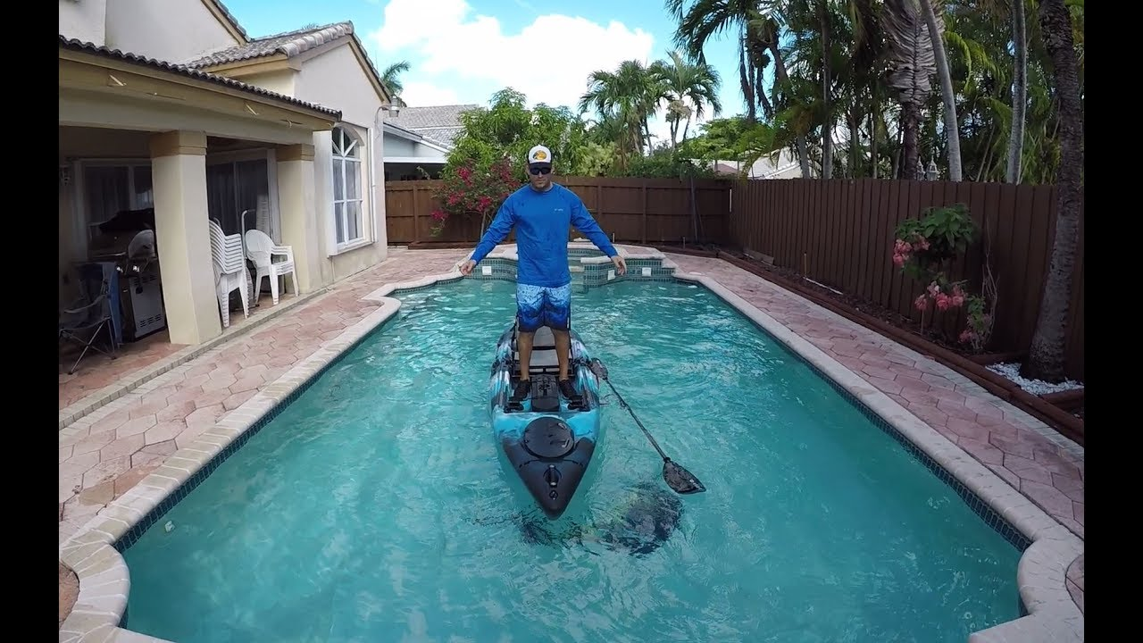 Vibe Kayaks Sea Ghost 130 Angler Review   Sit-On-Top Fishing Yak