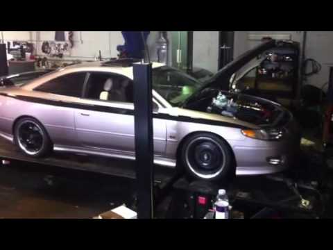 Toyota Solara Trd Triplecharged Twin Turbo