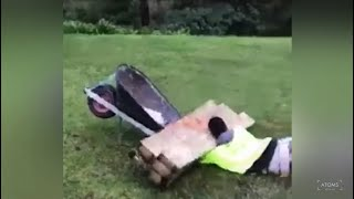 Bad Day at Work 2021 part 20 - Best Funny Work Fails 2021