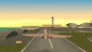 flight from gta san andreas to vice city