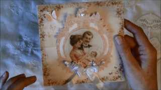 Sweet Baby Banner, Card, Heart Box And Table Decorations -gdt Pion Design