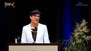 Oberbürgermeisterin Carmen Haberstroh vereidigt