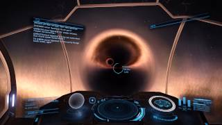 Elite: Dangerous - Black Hole Entry/Exit
