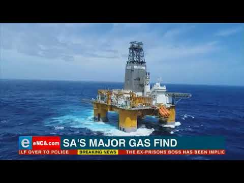 South Africa's gas find