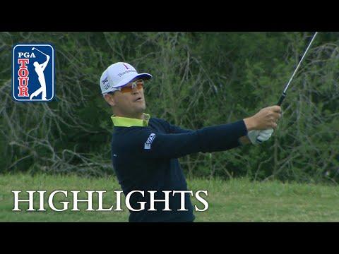 Zach Johnson's Highlights | Round 2 | Valero