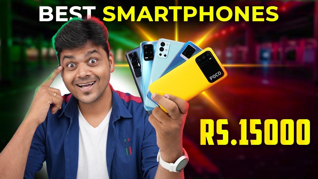 Download Top 5+ Best Mobile Phones Under ₹15000 Budget 🔥🔥🔥 July 2021 | Tamil Tech