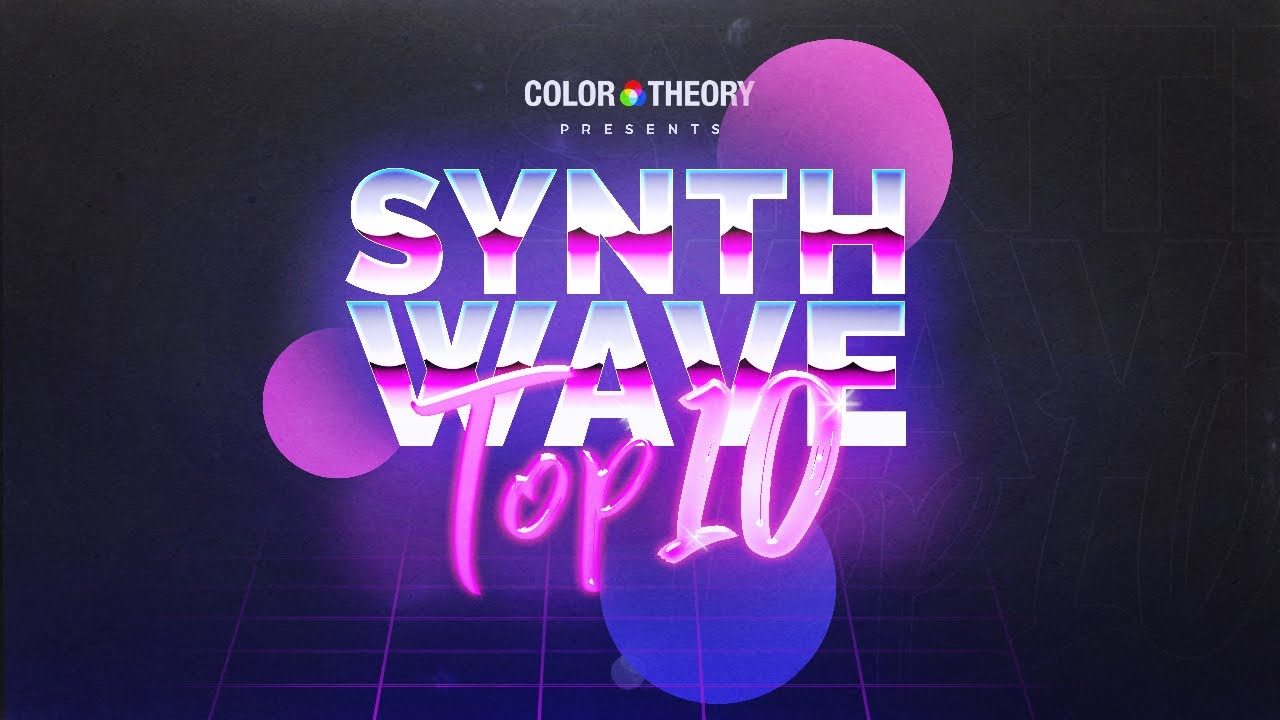 Synthwave Top 10 (July 2021)