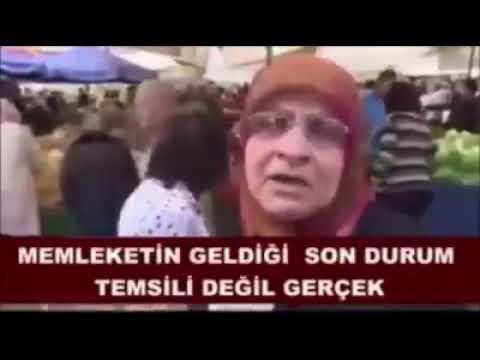 AKP ye oy veren vatandaşın, neden AKP ye oy verdiklerini,sinirlerinize hakim olabilecekseniz izleyin