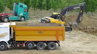 VOLVO EC 220DL İŞ MAKİNELERİ   VOLVO EC220DL BUSINESS MACHINES