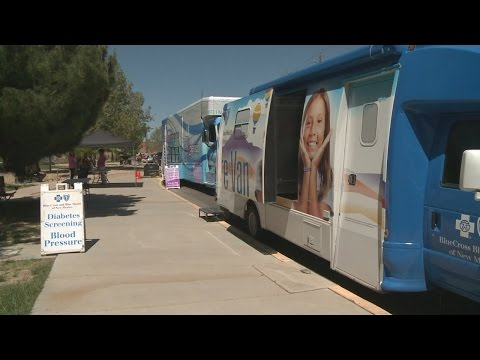 Hundreds of Albuquerque residents take advantage of free healthcare event