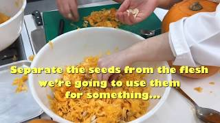 How to make zero-waste pumpkin ice cream