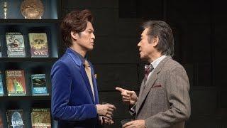 トニー賞受賞の推理劇「スルース~探偵~」が11月25日から新国立劇場で...