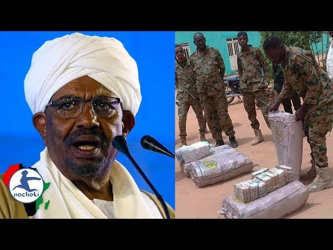 More than £100m in Cash Found at Ousted Sudanese Leader's Home