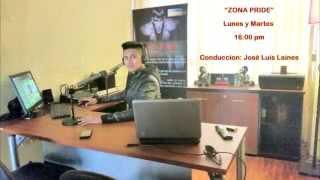 SPOT Zona Pride - Conduccion Jose Luis Leines Manya