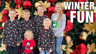 Snow Tubing, Ice Skating, THRILL Rides Family Fun Pack Winterfest FUN!!
