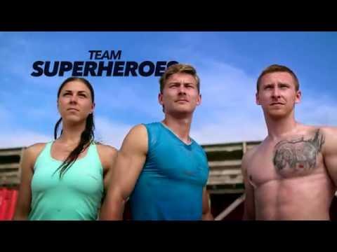 Team Ninja Warrior 90 Sec