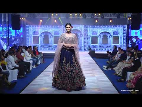Fashion Show Bangalore, India 2019 | Lehengas, Sarees and Sherwani