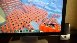 Minecraft 2000 fps!
