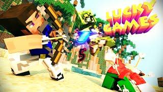 Долгожданные LUCKY GAMES - 5 - Новые ПРАВИЛА! (Голодные Игры С Лаки Блоками!) | ВЛАДУС