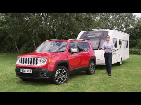 The Practical Caravan Jeep Renegade review