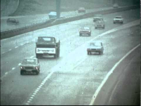 (UK) Public Information Film: Joining The Motorway