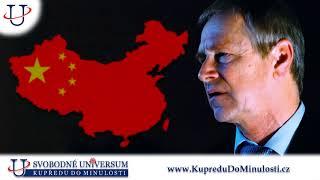 Jiří Šedivý 3. díl: Čína se chová racionálně a pragmaticky