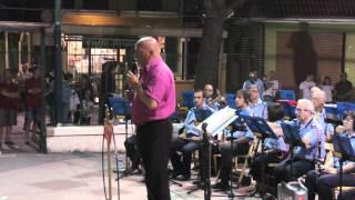 Banda Musicale Pasquale Anfossi Taggia Concerto a San lorenzo al mare