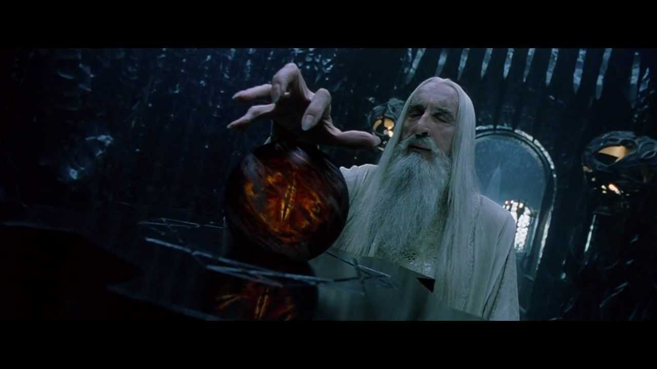 Saruman S Ring