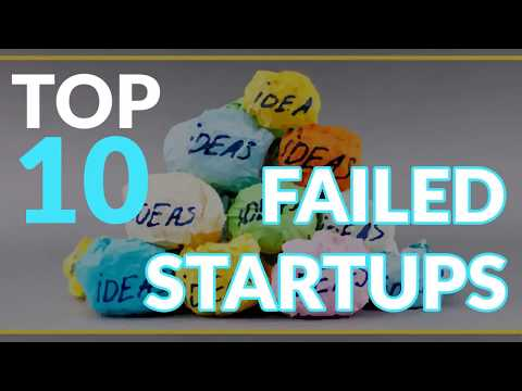 Top 10 Recently Failed Startup's in India