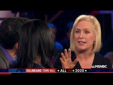 Kirsten Gillibrand: 'Immigration is not a security issue'