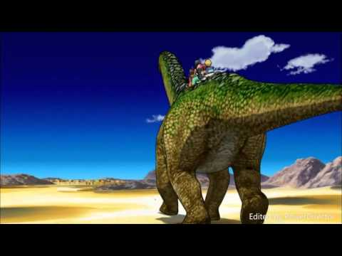 Walk the Dinosaur (Disney Style)