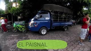 BICICLETÓN 2018 EL PAISNAL. EL SALVADOR